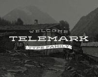 Telemark Type Family