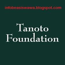 Beasiswa tanoto Foundations