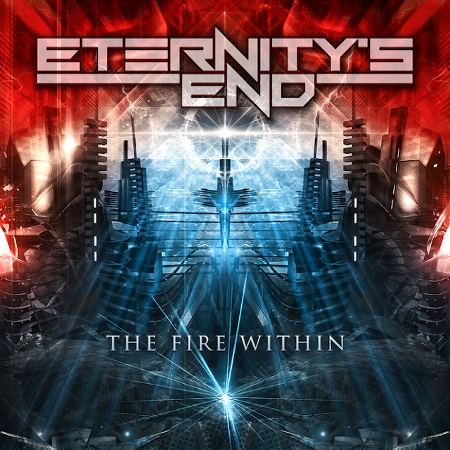 Detail from Eternity's End New Album, The Fire Within, Detail from Eternity's End New Album The Fire Within, Eternity's End The Fire Within,  Eternity's End