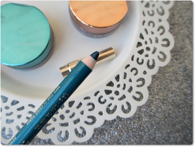 CLARINS - Aquatic Treasures - Crayon Yeux Waterproof 05 Aquatic Green