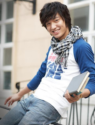 Foto Pemain City Hunter Lee Min-Ho