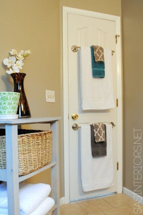 Ingeniando 13 ideas para decorar y ahorrar espacio en tu hogar - Small bathroom design ideas for maximum utilization of small space ...