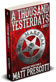A Thousand Yesterdays: Temperance Trilogy Book II