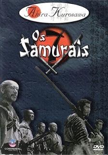 Os Sete Samurais Dublado Online