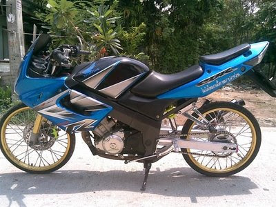 20+ Modifikasi Honda CB150R