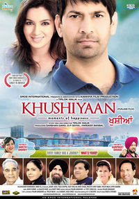 Khushiyaan (2011) watch full punjabi movie Live