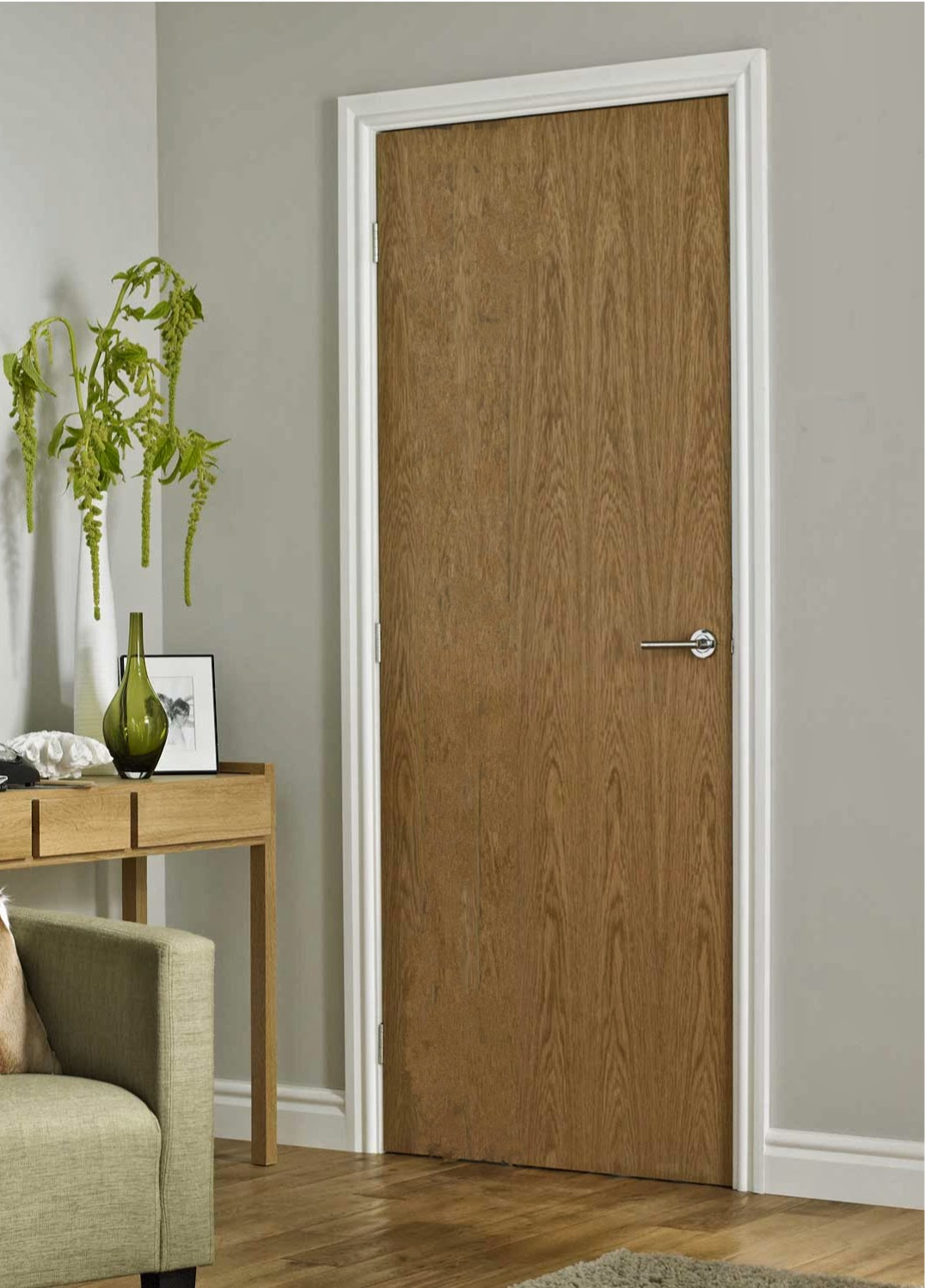 Charmant Peel And Stick Door Skins For Old Scratched Interior Flat Doors | Interior  Door Skins