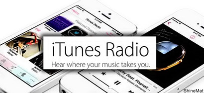 Apple iTunes iRadio Service