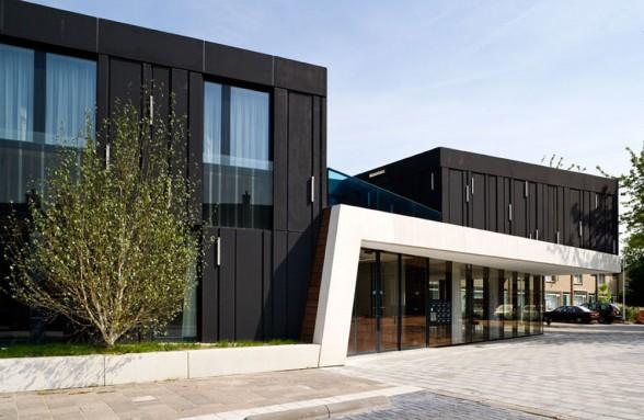 House shelter group homes for disabled residents for Home design zoetermeer