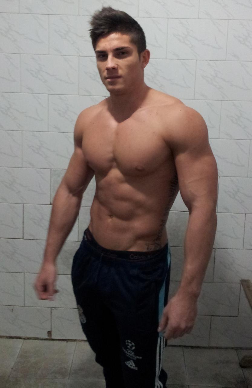 Large nude boobs