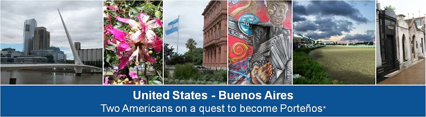 United States - Buenos Aires