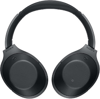 Sony MDR 1000X (top view)