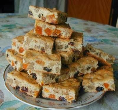 торт мазурка рецепт с фото
