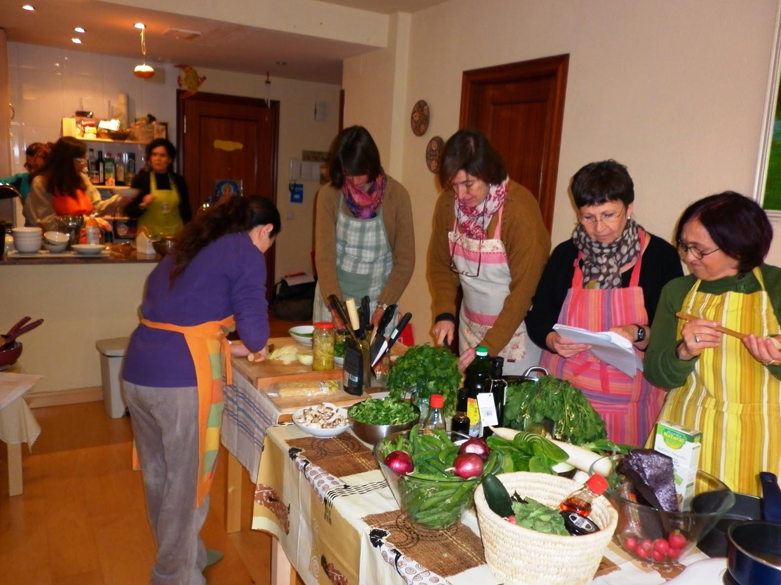 Cocina macrobi tica escuela ca l 39 agn s for Cocina macrobiotica
