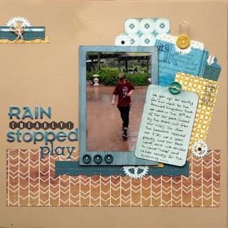 Jimjams - Rain {nearly} Stopped Play