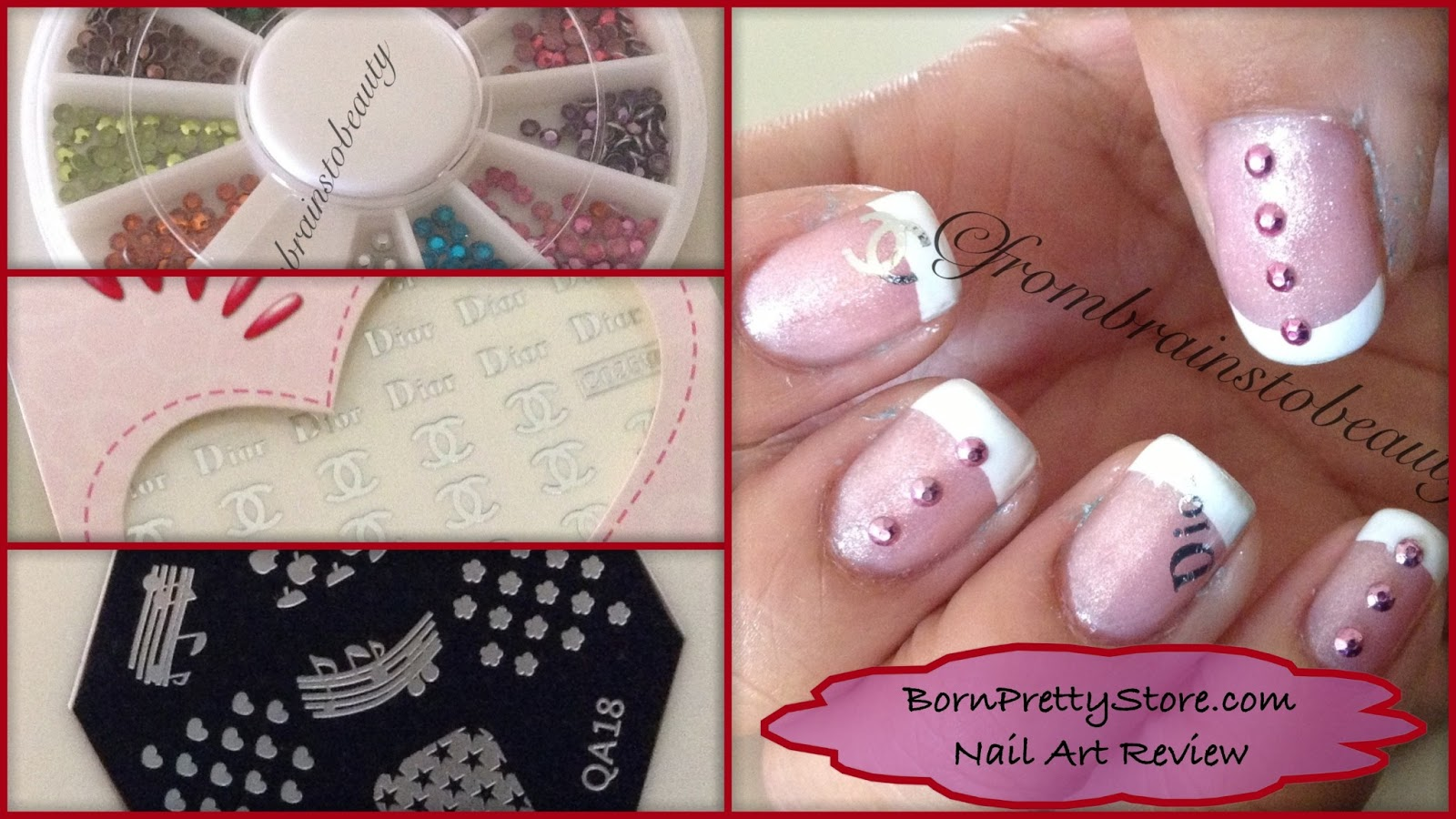 From Brains To Beauty: ♥Born Pretty Store | Nail Art Review♥