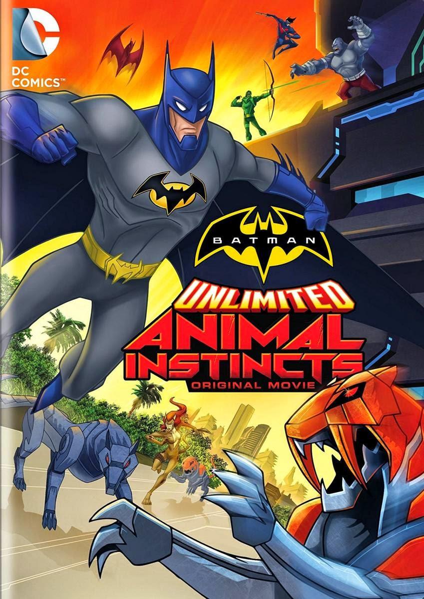 Pelicula Batman: Instinto Animal Online imagen