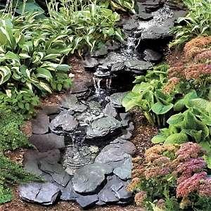 Jardinitis c mo construir un estanque en el jard n for Como oxigenar un estanque