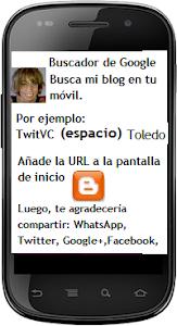 BUSCA TWITVC TOLEDO EN TU MOVIL
