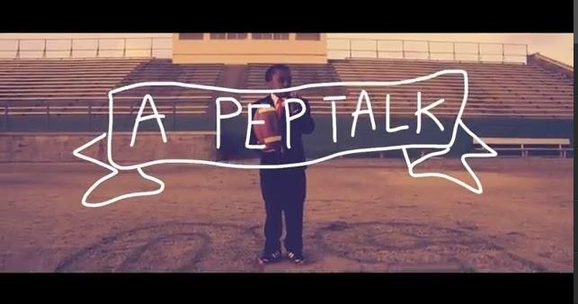 Little Big Kid President Pep Talk