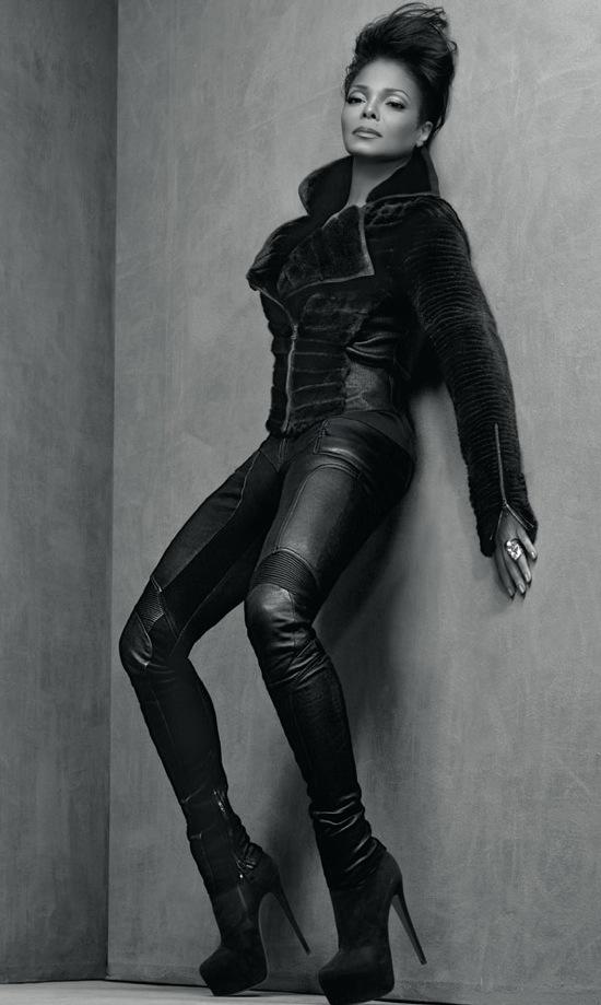 Janet Jackson New Photoshoot 2011 !