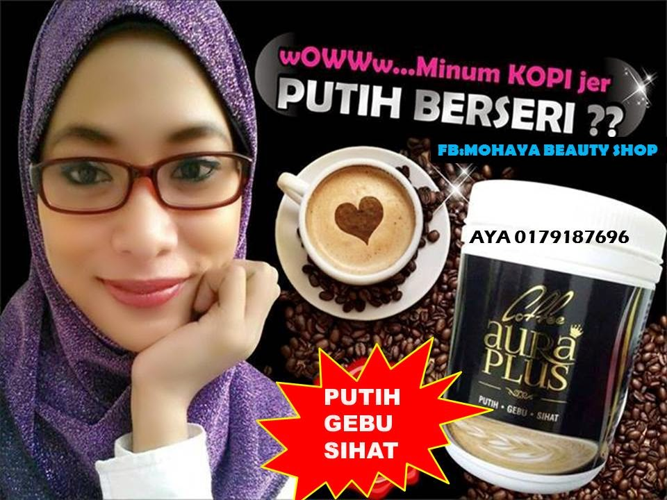 COFFE AURA PLUS