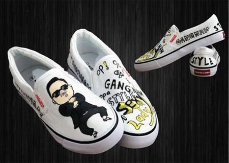 Gangnam Style Inspired Objects