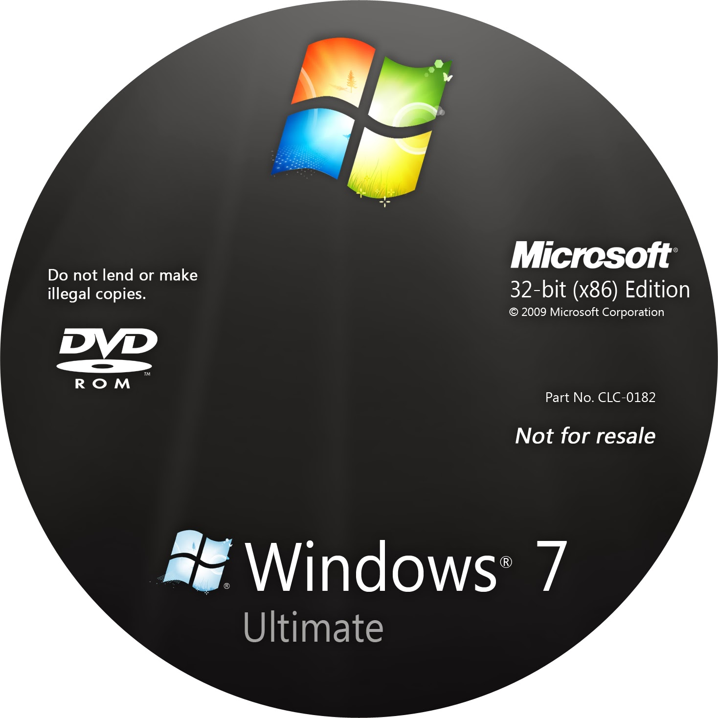 Windows 7 Ultimate SP1 x86 x64 February 2014