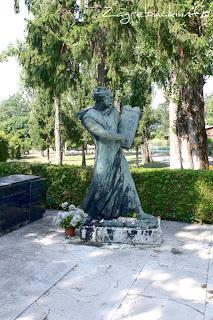 Mojsije - Antun Augustinčić, 1932.