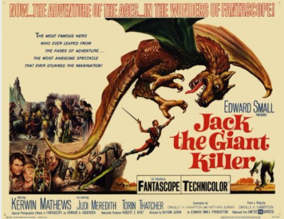 Jack the Giant Killer Película