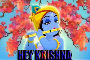 Hey Krishna (Title Song)