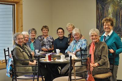 Fall Women's Retreat at Mount Carmel