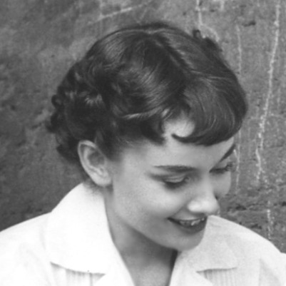 Pixie Cut Audrey Hepburn And here's the pixie cut break