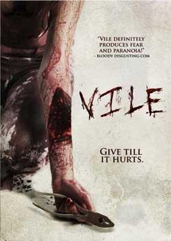 Filme Poster Vile DVDRip XviD & RMVB Legendado