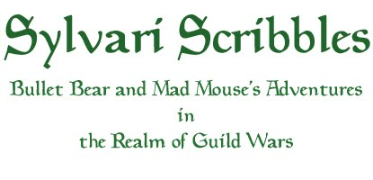 Sylvari Scribbles