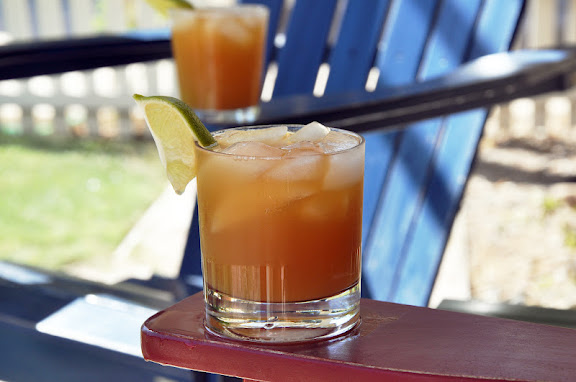 Cocktail recipe: Dark N&#8217; Stormy