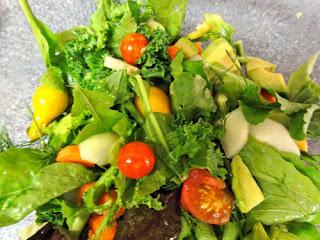 Garden Harvest Salad