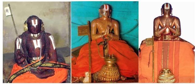 Srimathe Ramanujaya Namaha
