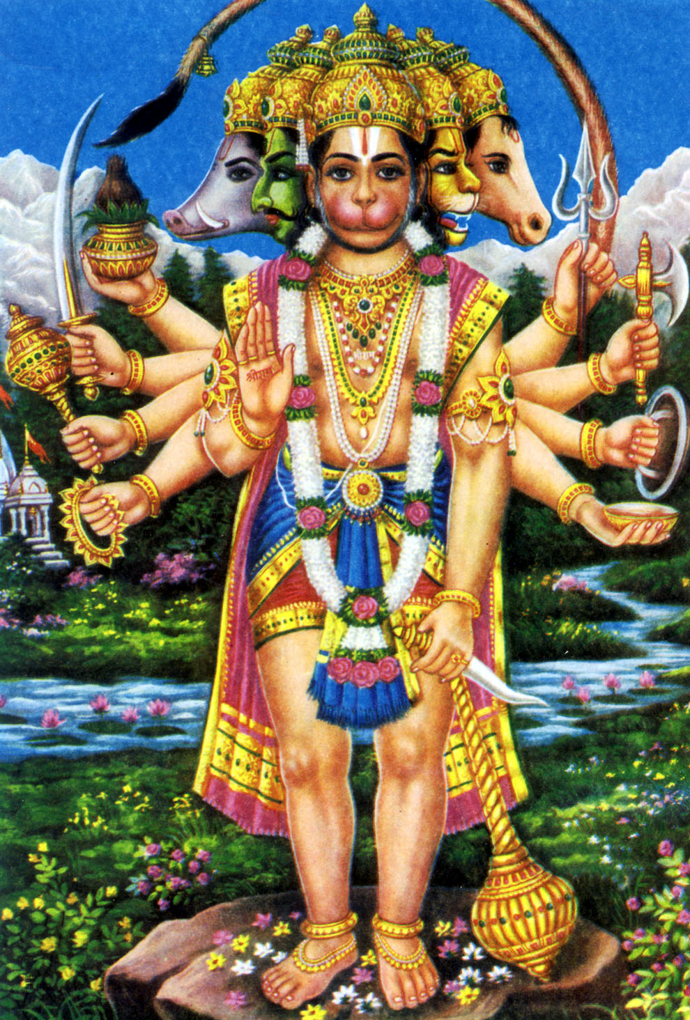 God Hanuman Ji Hanuman: Pictures of H...