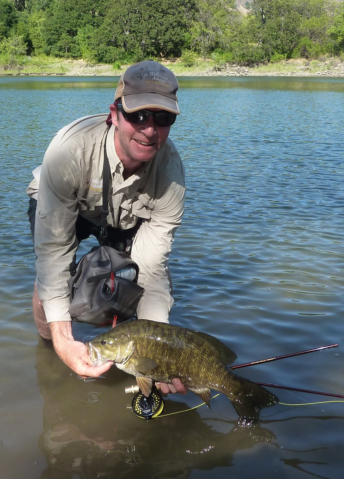 Brian marz 39 s fly fishing oregon blog check out this for Smallmouth bass fly fishing