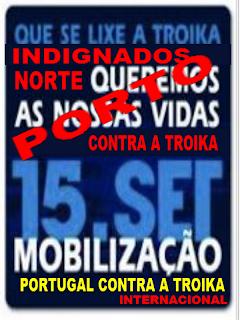 Acorda, Contra, Indignados, Internacional, Ladrões, Levantar, Manifestação, Mobilização, Nacional, Nação, Portugal, Povo, Protesto, Rua, Norte, Troika, Vidas, Porto
