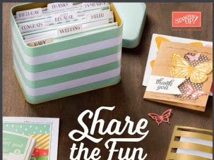 It's Here!! The 2015-2017 Stampin' Up! Catalog!