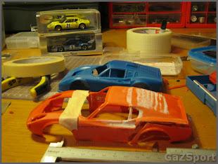 Paso a paso, Ligier JS2 1/24