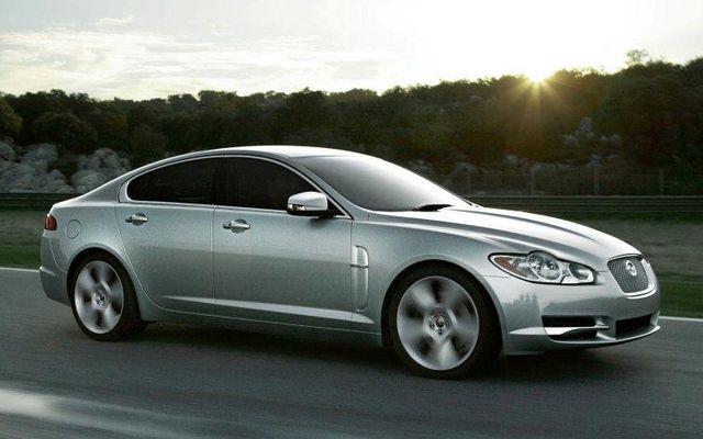 Auto review jaguar xf