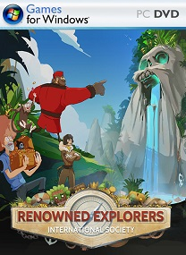 Renowned Explorers International Society Terbaru 2015 cover