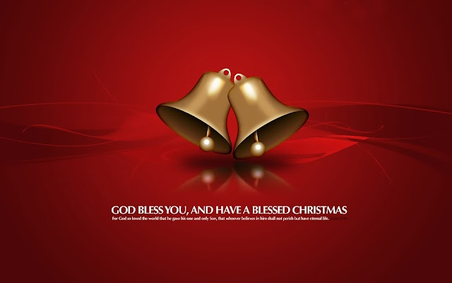 God Bless You ,And Have a Blessed Christmas