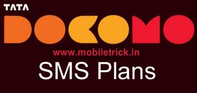 Tata Docomo Lauches 3 All India SMS Packs