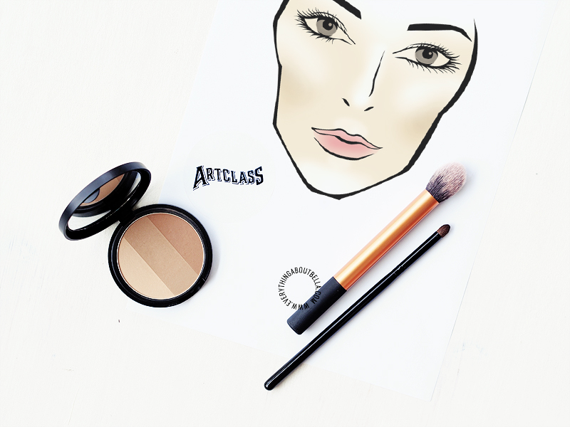 Easy Contouring With Too Cool For School Artclass By Rodin