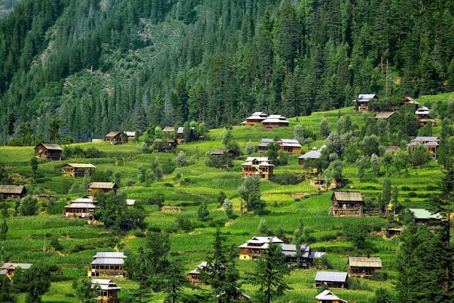 Gambar Lembah di Pakistan Keren @ Digaleri.com