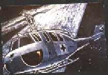 helicoptero dibujo - El Misterioso Valle de la Luna Argentina: ¿Esfinges Ancestrales? ¿Vestigios Extraterrestres?
